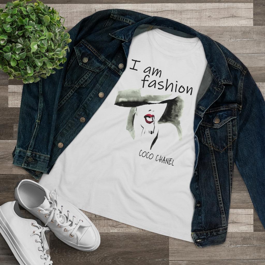 Coco Chanel Fashion T-shirt